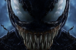 Venom Movie 2018 10k Key Art