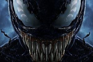 Venom Movie 2018 10k Key Art Wallpaper