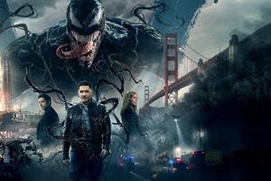Venom Movie 2018 8k Wallpaper