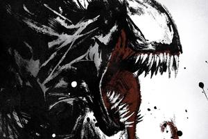 Venom Movie Artwork Hd