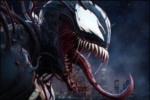 Venom Movie Digital Art
