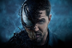 Venom Movie Fan Artwork