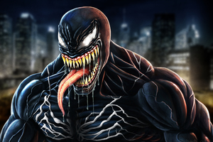 Venom Movie Fan Made Art