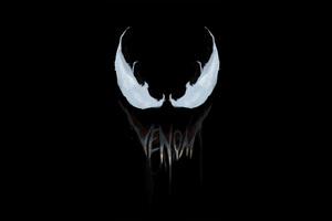 Venom Movie Logo Art