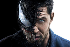 Venom Movie New Poster 2018