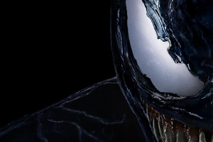 Venom Movie Official Poster 8k Wallpaper