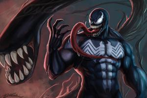 Venom New 2020 Wallpaper