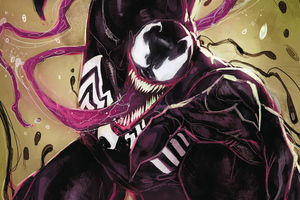 Venom New Art