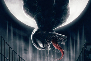 Venom Newart Hd Wallpaper