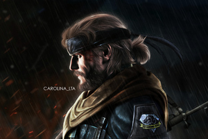 Venom Snake Warrior 4k
