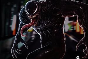 Venom Speedpaint