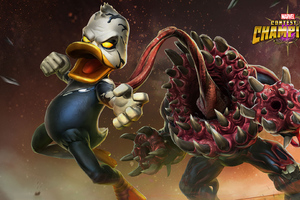 Venom The Duck Contest Of Champions