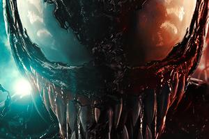 Venom V Carnage 4k Wallpaper