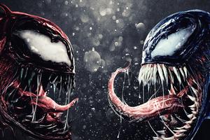 Venom V Carnage Wallpaper