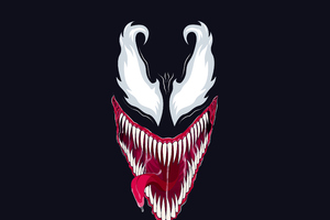 Venom Vector Illustration