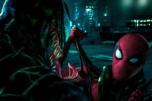 Venom Vs Spiderman 4k 2020 Wallpaper