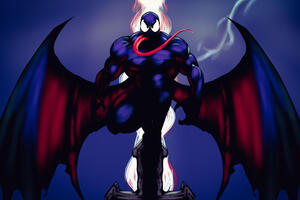Venom With Wings