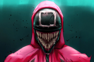 Venom X Squid Wallpaper