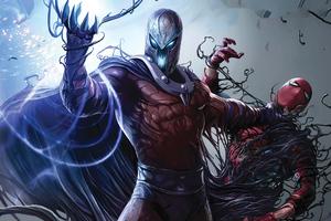 Venomzied Magneto Wallpaper