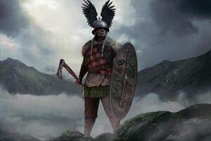Vercingetorix Total War Arena Wallpaper