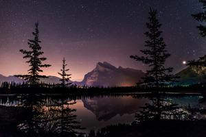 Vermillion Lake Stars