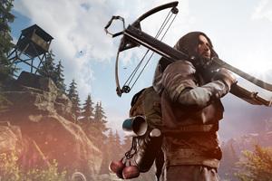Vigor Season 2 Hunters 4k Wallpaper