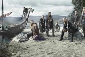 Vikings Cast 5k Wallpaper