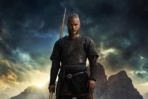 Vikings Ragnar 4k