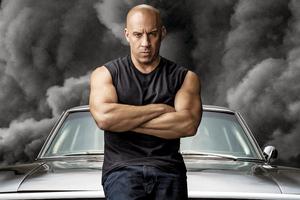 Vin Diesel As Dominic Toretto In Fast 9
