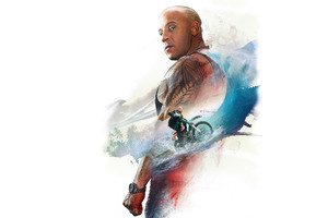 Vin Diesel As Xander In XXX Return Of Xander Cage Wallpaper