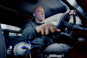 Vin Diesel In Fast And Furious 5k Wallpaper