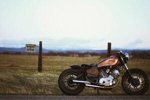 Vintage Motorcyle Wallpaper