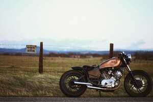 Vintage Motorcyle