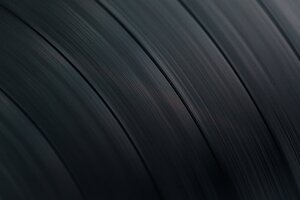 Vinyl Record Spinning Wallpaper