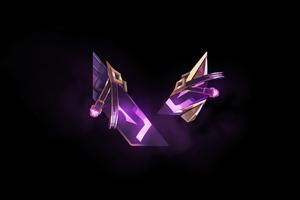 Viper Valorant Logo 4k Wallpaper