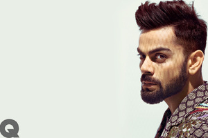 Virat Kohli GQ Wallpaper