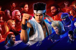 Virtua Fighter 5 Ultimate Showdown 5k Wallpaper