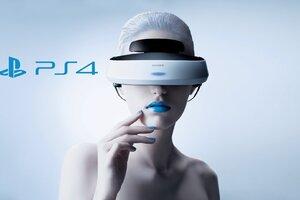 Virtual Reality PS4