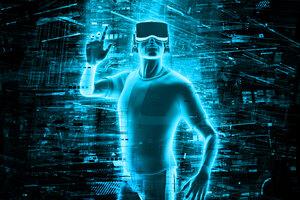 Virtual Reality Technology 5k Wallpaper