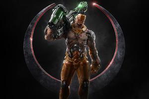 Visor Quake Champions Wallpaper