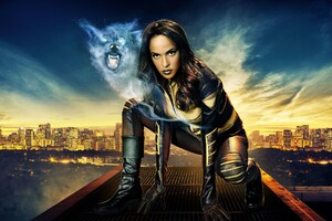 Vixen Dc Legends Of Tomorrow Wallpaper