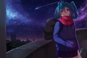Vocaloid Hatsune Miku Anime
