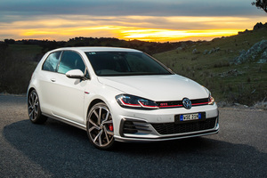 Volkswagen Golf Gti Performance Edition 2017