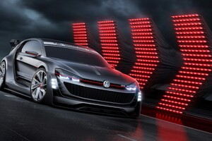 Volkswagen GTI Supersport Wallpaper