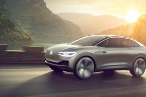 Volkswagen ID Crozz Concept Car