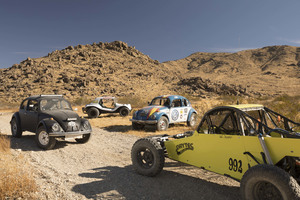 Volkswagen Offroading Vehicles