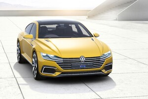 Volkswagen Sport Coupe Concept Wallpaper