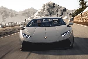 Vorsteiner Lamborghini Huracan 2019 4k