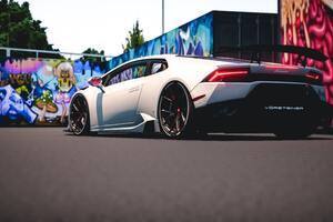 Vorsteiner Lamborghini Huracan 2019 8k