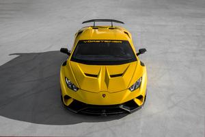 Vorsteiner Lamborghini Huracan Perfomante 2019 Wallpaper